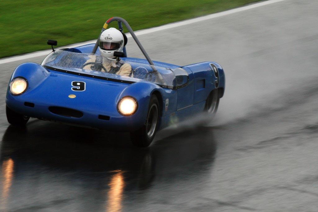 Merylin MK6, Peter Horsman, Oulton Park 2009