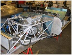 Lotus 17 under Construction
