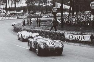 Jaguar C-Type Le Mans