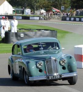 Jaguar Mk VII, Needell-Harris