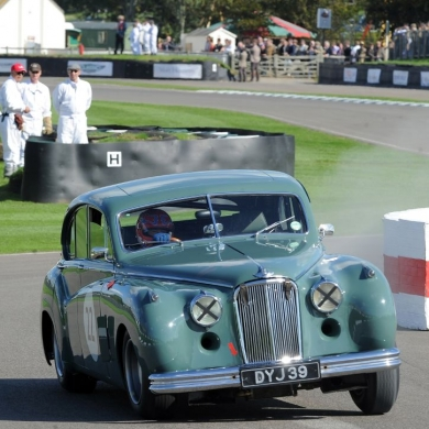 Jaguar Mk VII, Needell-Harris